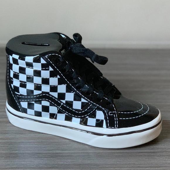 precio loco mejores zapatos incomparable Vans Shoes   Off The Wall Sk8hi Checkers Piggy Bank   Poshmark